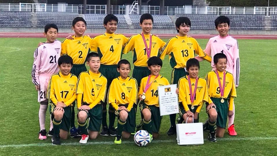 ジャクパのFCサッカーチームは大会の入賞経験もあります