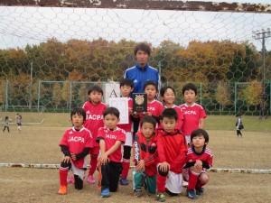 第3位:桜田チーム