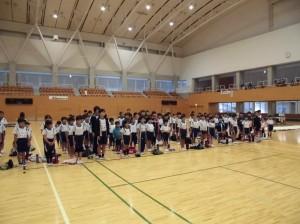 体操大会①
